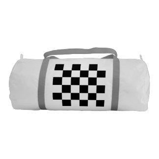 Checkers Gym Bag