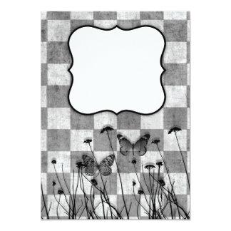 Checkers Invitations