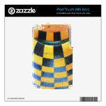 Checkers iPod Touch 4G Skin