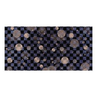 Checkers N Dots Card