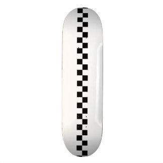 checkers skateboard