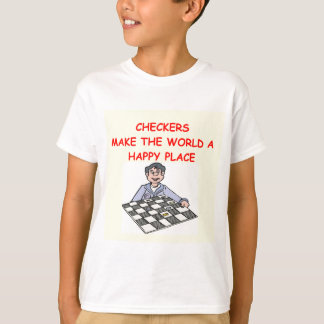 checkers T-Shirt