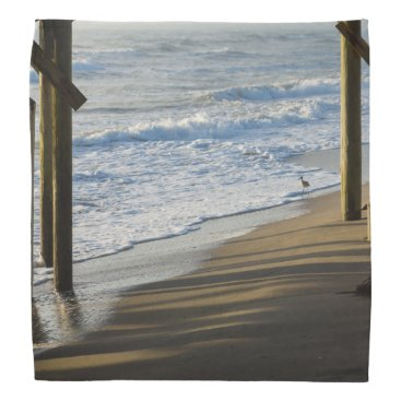 Beach Themed Checking The Shoreline Bandana
