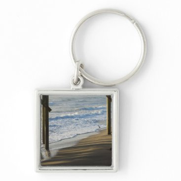 Checking The Shoreline Keychain