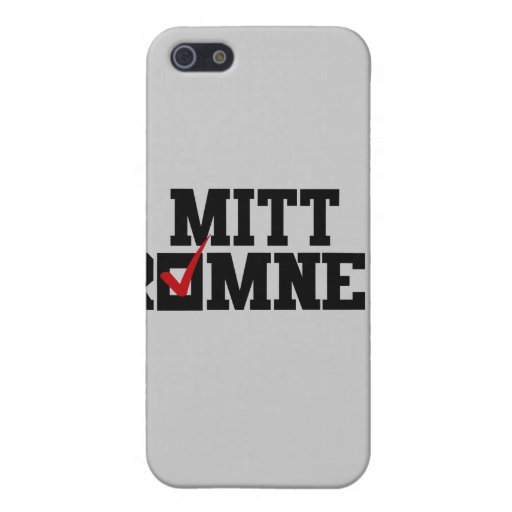 CHECKMARK MITT ROMNEY.png Cover For iPhone 5