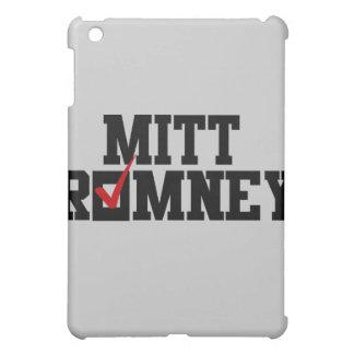 CHECKMARK MITT ROMNEY.png iPad Mini Cover