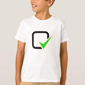 Checkmark Sign T-Shirt