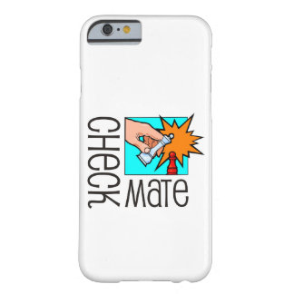 Checkmate! Chess pieces (brainy board game) Barely There iPhone 6 Case
