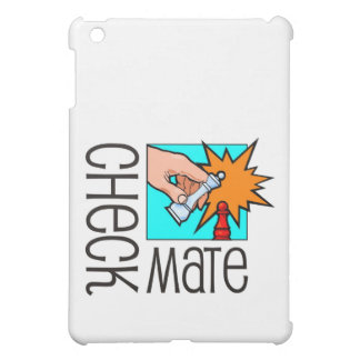 Checkmate! Chess pieces (brainy board game) iPad Mini Case