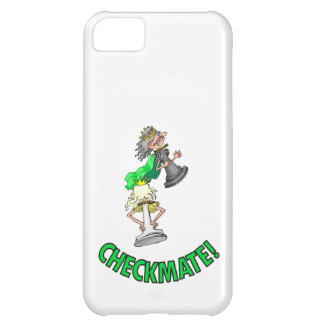 Checkmate! Chess pieces (brainy board game) iPhone 5C Cover