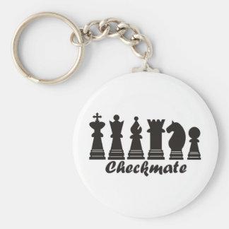 Checkmate Keychain