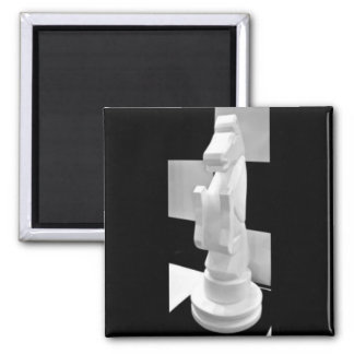 Checkmate, Knight Chess Piece Magnet