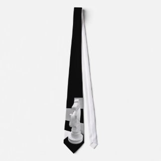 Checkmate, Knight Chess Piece Tie
