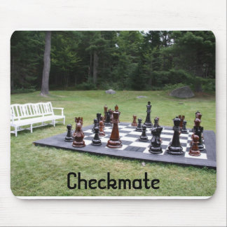 Checkmate Mouse Pad