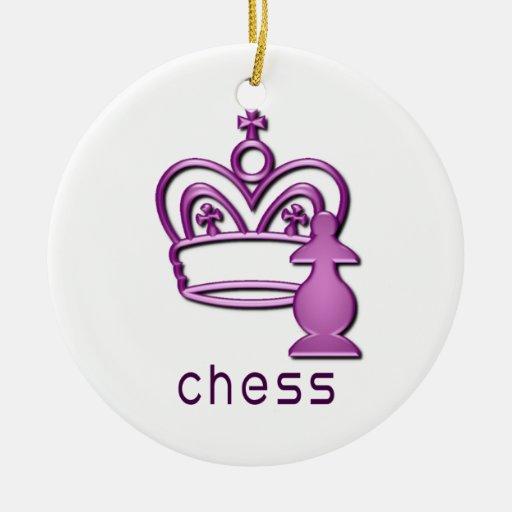 Checkmate Ornament