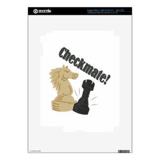 Checkmate! Skins For iPad 3