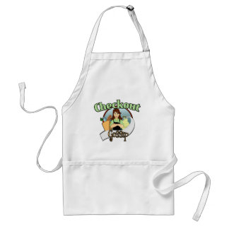 Checkout Gossip Logo Products Adult Apron