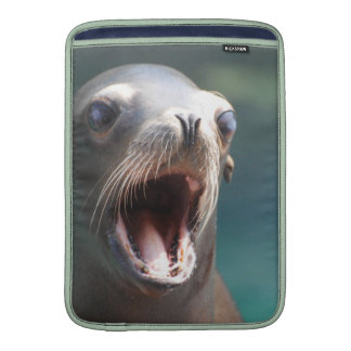 Checkout My Tonsils! MacBook Sleeves