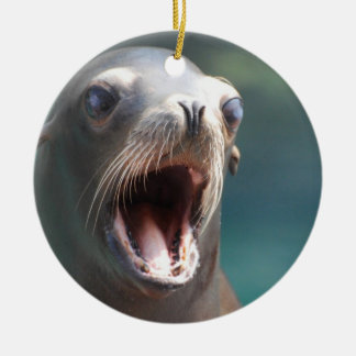 Checkout My Tonsils Christmas Tree Ornaments