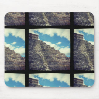 CHECKPOINT: CHICHEN ITZA! A Wonder of the World! Mouse Pad