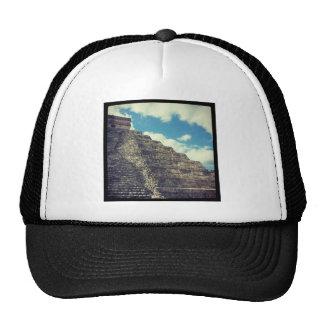 CHECKPOINT: CHICHEN ITZA! A Wonder of the World! Trucker Hat