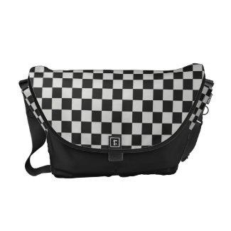 Checks Messenger Bag rickshawmessengerbag