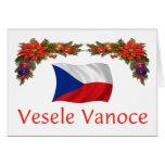 Checo Vesele Vanoce (Felices Navidad) Felicitación
