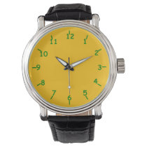 Cheddar and Lime Watches