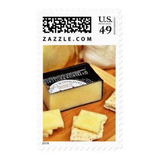 Cheddar del bravo sello