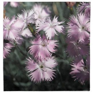 Cheddar pink (Dianthus gratianopolitanus) Cloth Napkin