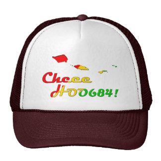 CHEE HOO 684 TRUCKER HAT