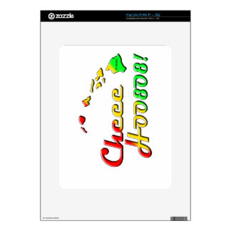 CHEE HOO SKIN FOR THE iPad