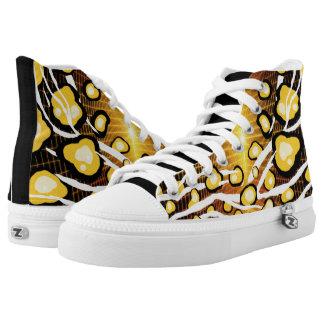 Chee-Tiger Vortex High-Top Sneakers