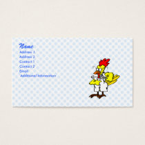 Cheech Chicken Business Card
