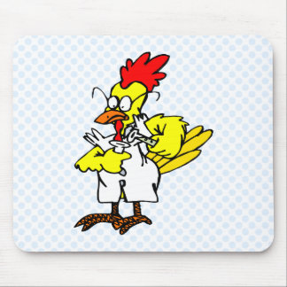 Cheech Chicken Mouse Pad
