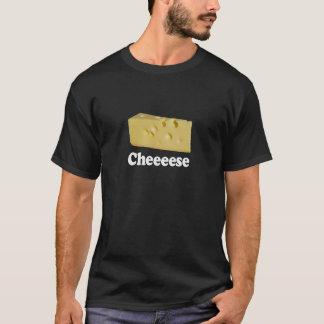 Cheeeese - Basic Dark T-Shirt