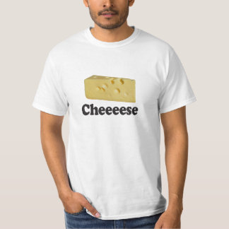 Cheeeese - Value T-Shirt