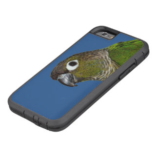 Cheeked verde Conure Funda Tough Xtreme iPhone 6