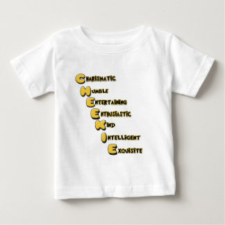 cheekie m baby T-Shirt