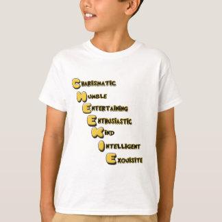 cheekie m T-Shirt