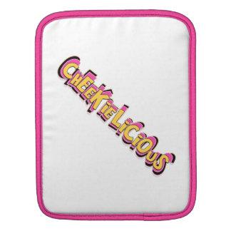 cheekilicious iPad sleeve