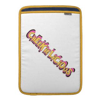 cheekilicious MacBook air sleeve
