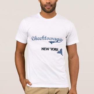 Cheektowaga New York City Classic T-Shirt