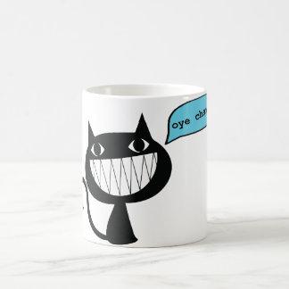 Cheeky Cat Coffee Mug