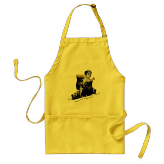 Cheeky Chappie Adult Apron