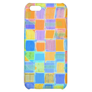 Cheeky Checkers iPhone 5C Covers