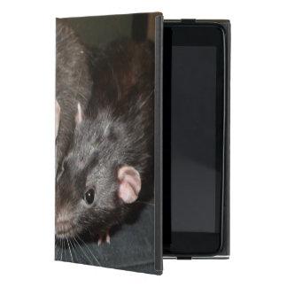 cheeky dumbo rats iCase for the iPad mini Cases For iPad Mini