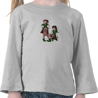 Cheeky Girlie Elves Shirt