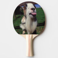Cheeky Goat Table Tennis Paddle
