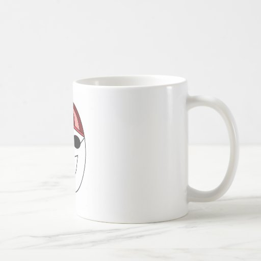 Cheeky Grin Coffee Mug